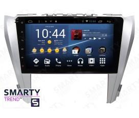 Штатная магнитола Toyota Camry V55 2014-2015 - Android - SMARTY Trend