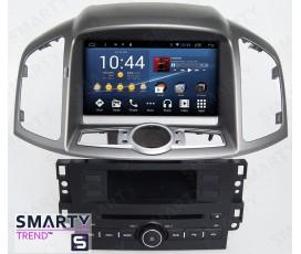 Штатная магнитола Chevrolet Captiva 2011-2014 - Android - SMARTY Trend