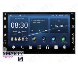 Универсальная магнитола 2 DIN – Android – SMARTY Trend