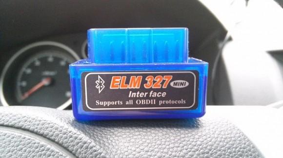 Подключение Bluetooth адаптера ELM 327 (протокол OBD-II)  к магнитоле SMARTY Trend