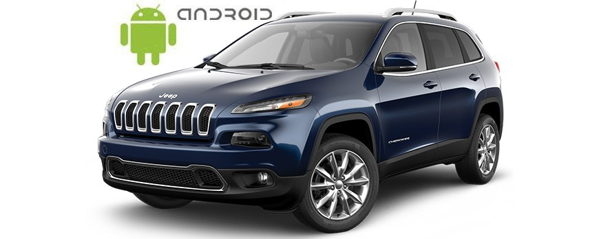 Jeep Cherokee - пример установки головного устройства SMARTY Trend