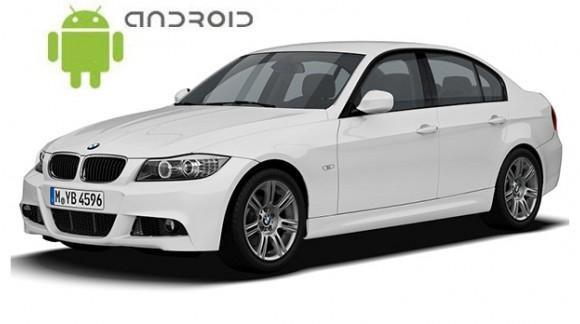 BMW 3 Series E90 - пример установки головного устройства SMARTY Trend